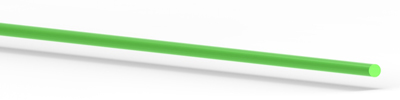 81 0082 1 mm Fluorescent Green