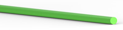 81 0094 2 mm Fluorescent Green