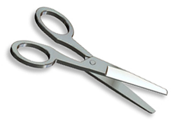 OFS Aramid Yarn Scissors
