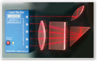 Laser Ray Box w enclosure