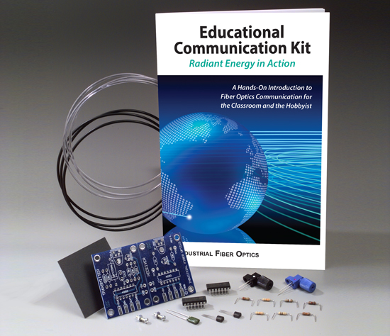 Kits and Projects Educational Communication Kit IF E22 - Industrial