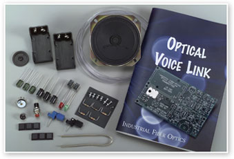 Fiber Optic A/D Kit