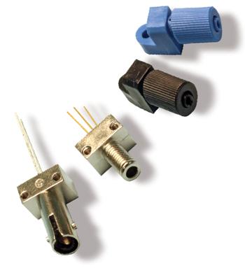 POF LEDs and Photodetectors