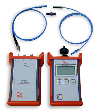 OFS 50 and 62.5 �m ST™/SMA Test Kit
