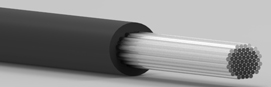 SH1064 Super Eska™ Polyethylene Jacketed Optical Fiber Cord