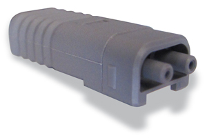 SMI, latching connector