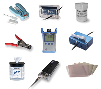 Tools, Test Equipment, Cleaning Supplies